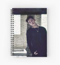 Jooheon Stuck MonstaX Spiral Notebook