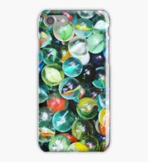 Marble Mania iPhone Case/Skin
