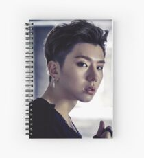 Kihyun MonstaX Stuck Spiral Notebook