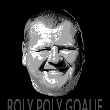 roly poly goalie by iconic-arts