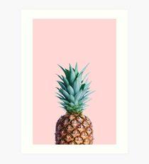 Ananas-Print, Ananas-Poster, Wandkunst Ananas, Ananas-Kunst, Ananas bedruckbar, Ananas-Wanddruck, bedruckbare Ananas Kunstdruck