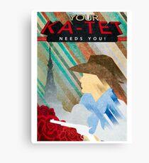 Your Ka-tet needs you! Canvas Print