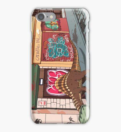 Arizonasaurus en Calle Feria iPhone Case/Skin