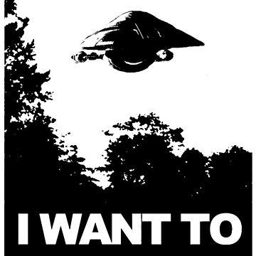 I want to believe by jaysalt