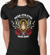 Gear 4th Gym T-Shirt Womens Fitted T-Shirt