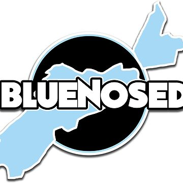 Bluenosed Logo by Insecondsflat