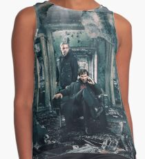 Sherlock and John - Season 4 Contrast Tank