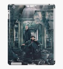 Sherlock and John - Season 4 iPad Case/Skin