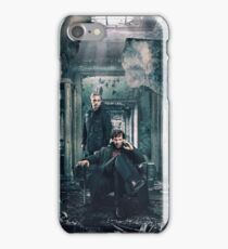 Sherlock and John - Season 4 iPhone Case/Skin