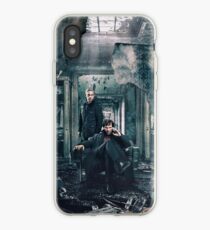 Sherlock and John - Season 4 iPhone Case