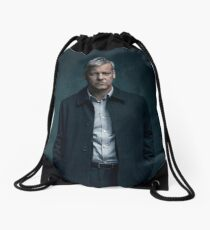 Greg Lestrade Drawstring Bag