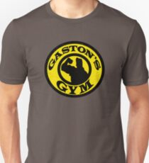 Gaston's Gym Unisex T-Shirt