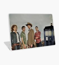 Doctor Who Cast - Season 6 Laptop Skin