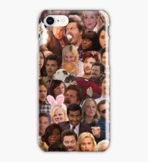Parks and Rec <3 <3 <3 <3 iPhone Case/Skin