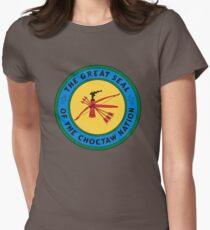 Choctaw Womens Fitted T-Shirt