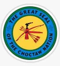 Choctaw Sticker