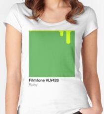 Filmtone LV426 - Aliens Women's Fitted Scoop T-Shirt