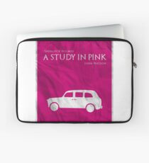BBC Sherlock - A Study in Pink Laptop Sleeve