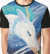 Haku & Chihiro - Dragon Boyfriend Graphic T-Shirt