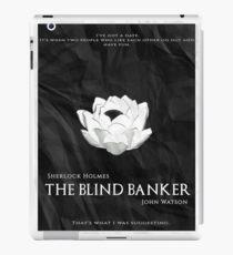 BBC Sherlock - The Blind Banker iPad Case/Skin