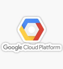 Google Cloud Platform Sticker