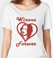 Winona Ryder - Winona Forever Women's Relaxed Fit T-Shirt