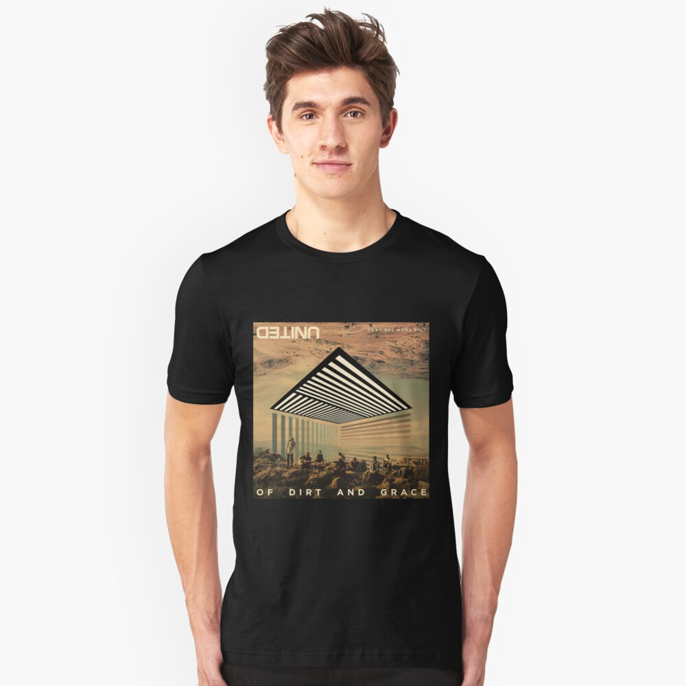 Of Dirt and Grace Unisex T-Shirt Front