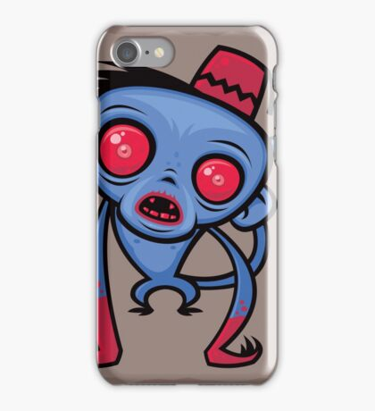 Zombie Monkey iPhone Case/Skin