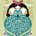 Home is where the heart is by Gaia Marfurt