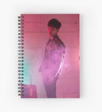 Shownu MonstaX Lost Spiral Notebook