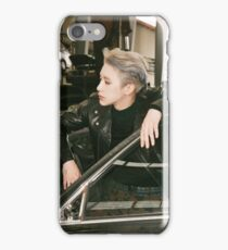 MonstaX Wonho Guilty iPhone Case/Skin