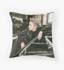 MonstaX Wonho Guilty Throw Pillow