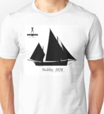 Nobby 1874 by Tony Fernandes Unisex T-Shirt