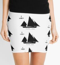 Nobby 1874 by Tony Fernandes Mini Skirt