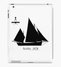 Nobby 1874 by Tony Fernandes iPad Case/Skin