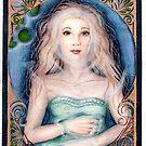 Ophelia by Lyndsey Hughes