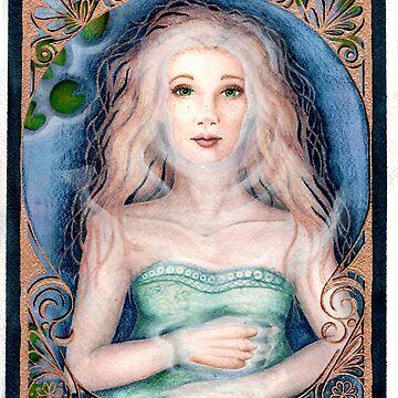 Ophelia by lyndseyahughes