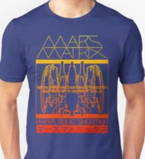 Mars Matrix Unisex T-Shirt