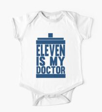 Is Eleven your Doctor? Kids Clothes