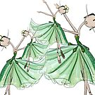 Emeralds by balleteducation