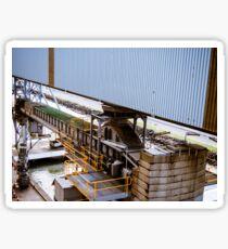 Port Machinery Sticker