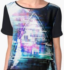 Ghost in the Shell Chiffon Top