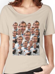 Louis Theroux - Kittens Women's Relaxed Fit T-Shirt