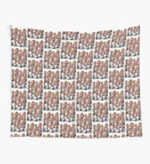 Louis Theroux - Kittens Wall Tapestry