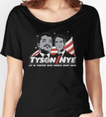 Tyson / Nye Women's Relaxed Fit T-Shirt
