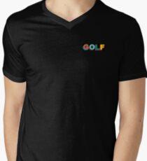 golf Men's V-Neck T-Shirt