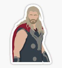 Thor Odinson Sticker