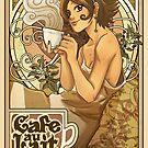 «Cafe au Lait» de henartorinos