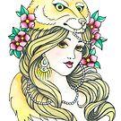 Huntress by Lyndsey Hughes