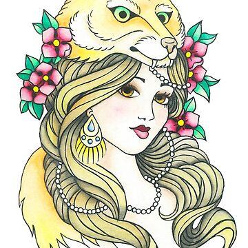 Huntress by lyndseyahughes